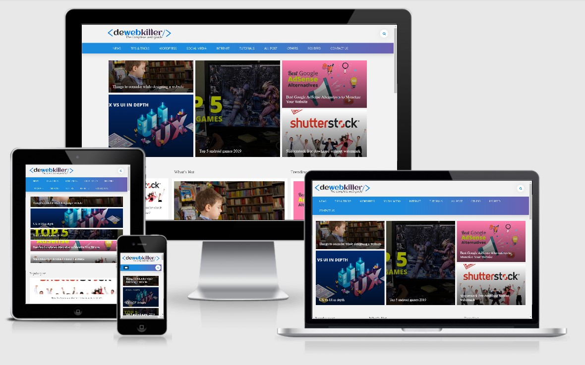 Best tools for testing the responsive web design